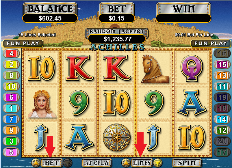 online slots that pay real money novo line